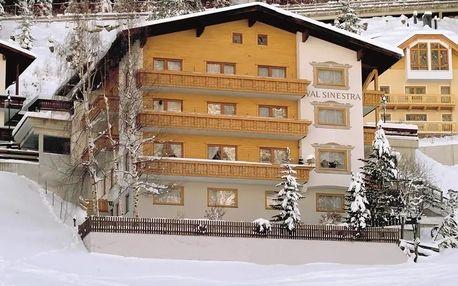 Rakousko - Západní Tyrolsko na 4-6 dnů, strava dle programu
