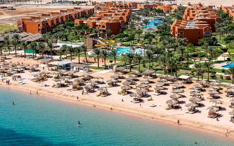 Egypt - Soma Bay letecky na 8-23 dnů, all inclusive