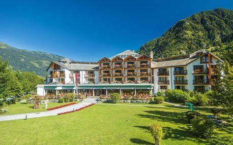 Relax pobyt na horách: vyhlášené rakouské středisko