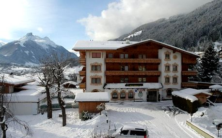 Rakousko - Stubai na 4-5 dnů, polopenze