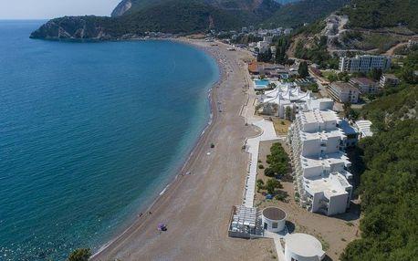 Černá Hora - Pobřeží letecky na 8-15 dnů, all inclusive