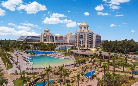 Turecko - Antalya letecky na 8-16 dnů, ultra all inclusive