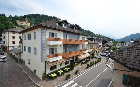 Itálie - Val di Fiemme na 3-4 dny, polopenze