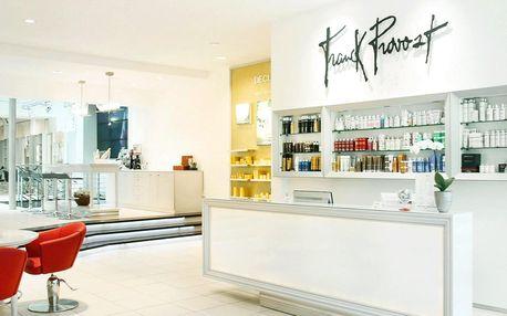 Foukaná, střih i barvení v salonu Franck Provost