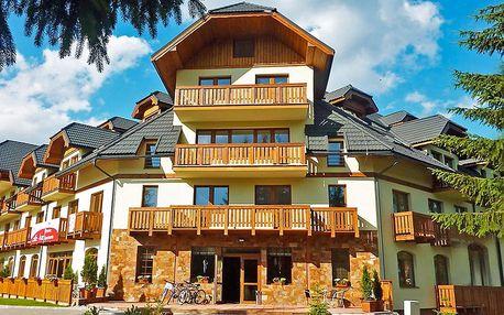 Pobyt v apartmánovém domě pro 2 až 5 výletníků