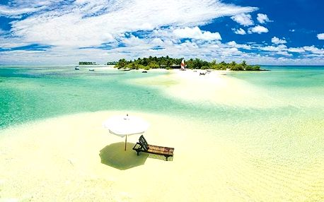 Maledivy - Kaafu atol letecky na 10 dnů