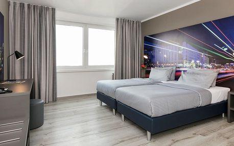 Berlín: pobyt v moderním hotelu se snídaní
