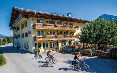 Rakousko - Horní Rakousko na 5-8 dnů, polopenze