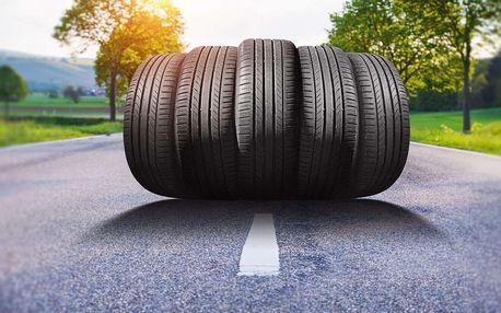Výměna kol, přezutí nebo jarní prohlídka vozidla