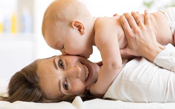 Online kurz pro prvorodiče: První rok s miminkem