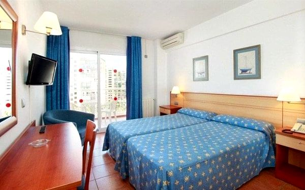 Hotel Balmoral, Andalusie, Španělsko, Andalusie, letecky, polopenze5