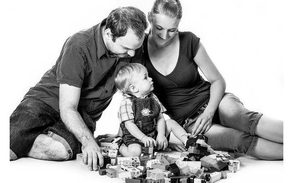 Focení v ateliéru pro celou rodinu4