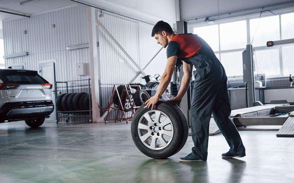 Výměna sady kol s pneumatikami za jinou sadu (bez vyvážení)3