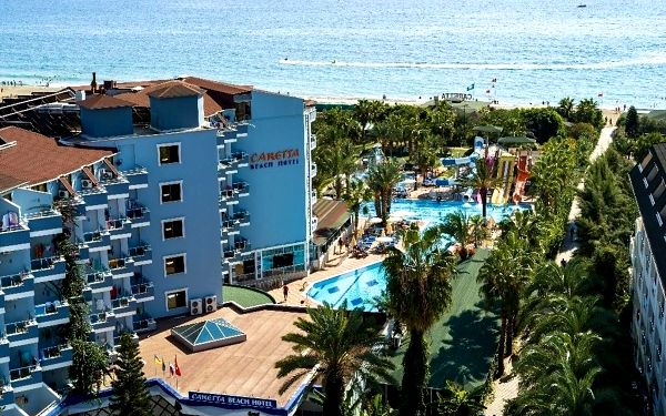 Turecko - Alanya letecky na 8-16 dnů, all inclusive