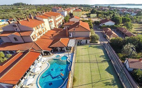 4* dovolená na Istrii: strava, bazén neomezeně i kola