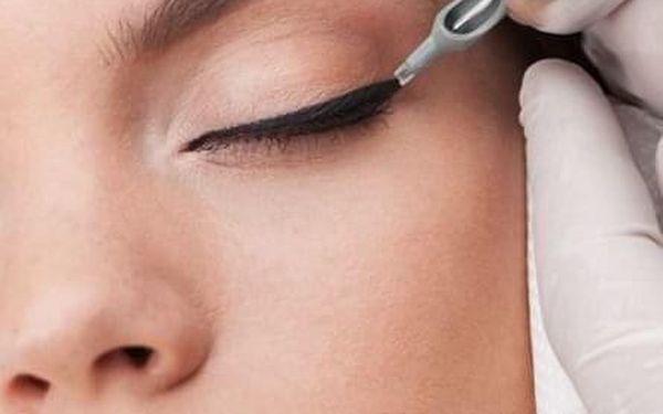 Permanentní make-up dolních očních linek4