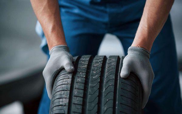 Výměna sady kol s pneumatikami za jinou sadu (bez vyvážení)4