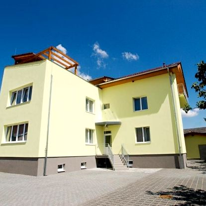Villa Marcus: Ubytování poblíž Aqualand Moravia a vodní nádrže Nové Mlýny