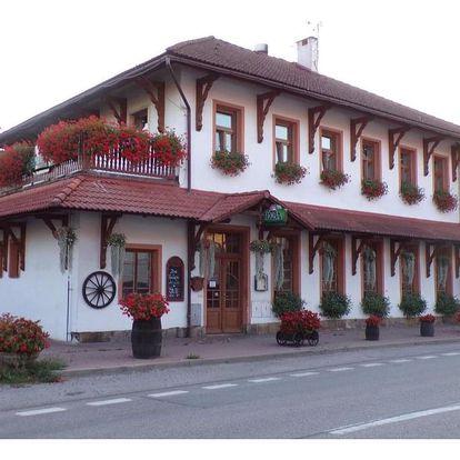 Český ráj: Penzion Libuň