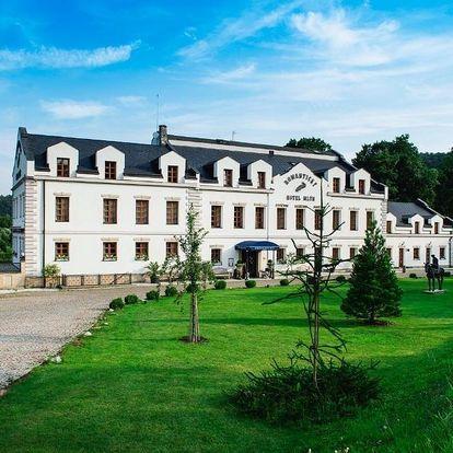 Střední Čechy: Romantic Hotel Mlýn Karlstejn