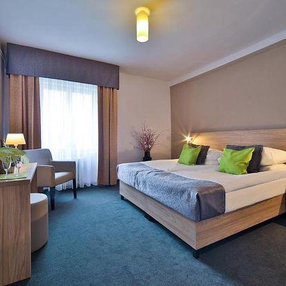 Praha a okolí: Atlantic Hotel