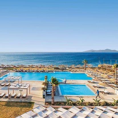 Řecko - Kos letecky na 8-16 dnů, ultra all inclusive