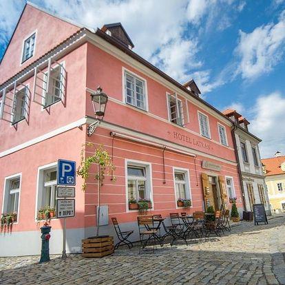 Jižní Čechy: Hotel Latrán