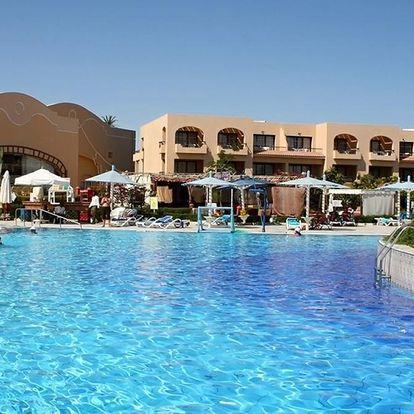 Egypt - Hurghada letecky na 8-29 dnů, all inclusive