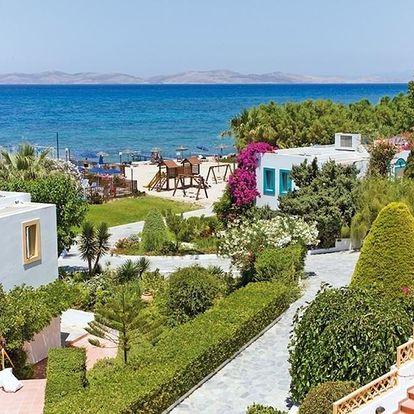 Řecko - Kos letecky na 8-16 dnů