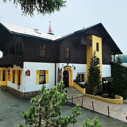 Jizerské hory: Hotel Orion