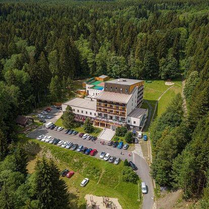 Jeseníky: Hotelový resort Kamzík