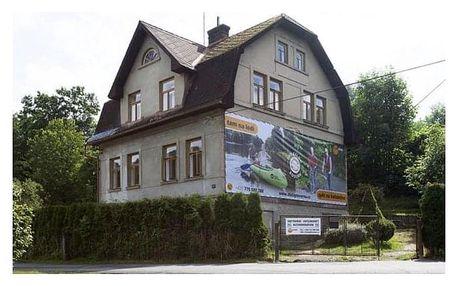 Český ráj: Turistická ubytovna U Tlusťocha