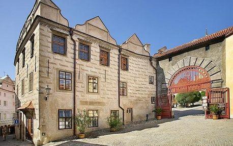 Jižní Čechy: Pension Zámecká Apartmá - Castle Apartments