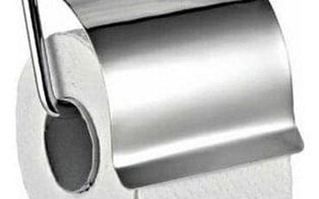 Držák toaletního papíru bez vrtání Compactor - Bestlock systém