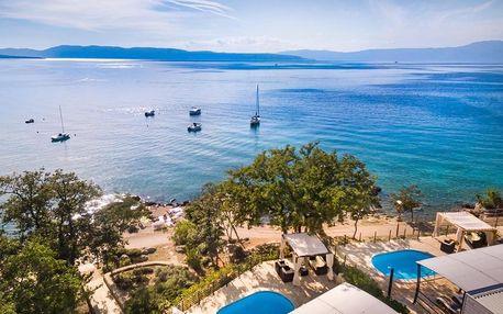 Chorvatsko, Njivice: Kemp Njivice