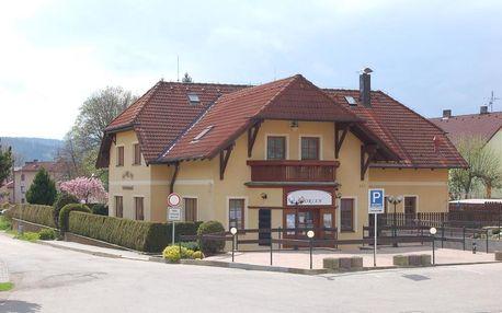 Frymburk, Jihočeský kraj: Penzion Florian