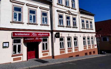 Lužické hory: AVe Restaurant