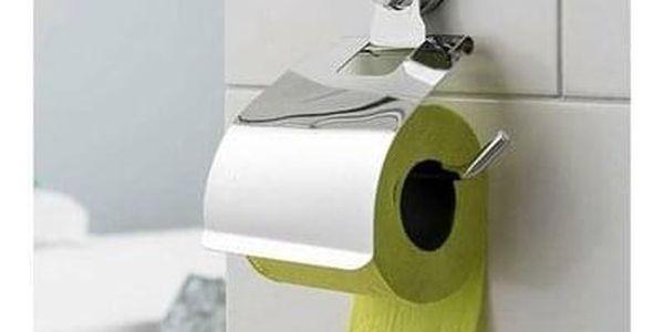 Držák toaletního papíru bez vrtání Compactor - Bestlock systém2