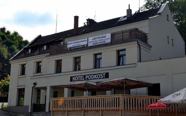 Český ráj: Hotel Podkost