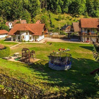Krkonoše: Pension 222 - Family rooms in Vrchlabi