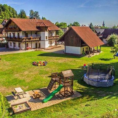 Krkonoše: Pension 220 - Rodinné apartmány ve Vrchlabí - Krkonoše
