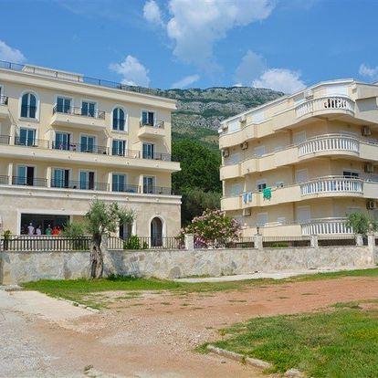 Černá Hora - Budva letecky na 8-15 dnů
