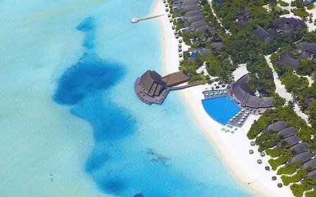 Maledivy - Jižní Atol Male letecky na 8-15 dnů, polopenze