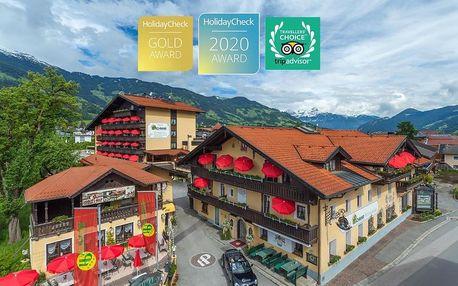 Rakouské Alpy: Musik- & Erlebnishotel Pachmair