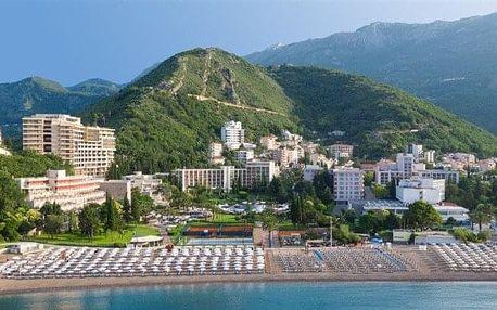 Černá Hora - Bečiči na 8-15 dnů, all inclusive