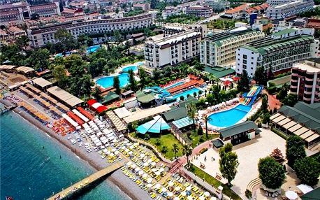 Turecko - Kemer letecky na 8-15 dnů, all inclusive