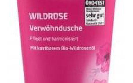 Weleda Wild Rose 200 ml harmonizující růžový sprchový krém pro ženy