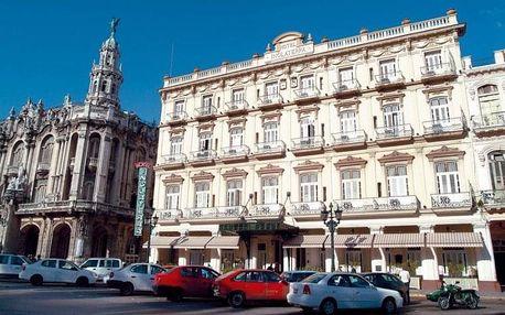 Kuba - La Habana (Havana) letecky na 13 dnů, snídaně v ceně