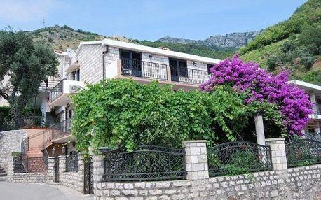 Černá Hora - Sveti Stefan letecky na 8-15 dnů