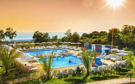 4* mobilhome Aminess Maravea Camping Resort pro 6 osob
